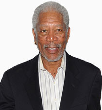 Morgan Freeman with a high voice is hilarious