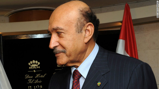 Report: Egypt ex-intelligence chief Suleiman dies in U.S.
