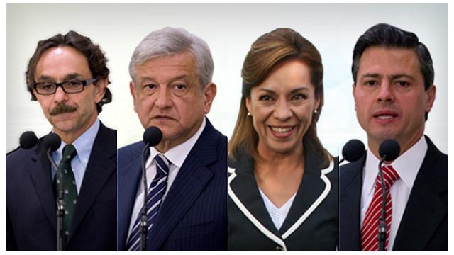 CNN en Español transmitirá en vivo el primer debate presidencial de México