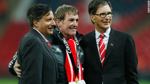 Liverpool manager Kenny Dalglish manager has received the full backing of owners Tom Werner and John W Henry
