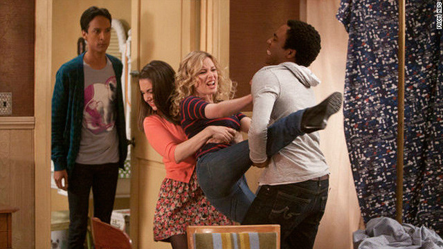 'Community' and Britta's Blade problem
