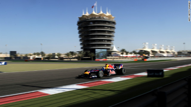 Bahrain first held a Formula One race in 2004, but last year's event was canceled due to the civil uprising against the government.