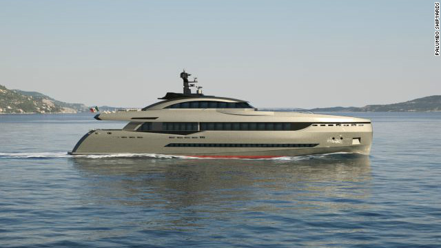 The superior mechanical responsiveness of the electrical engines also gives the Columbus Sport 130' Hybrid increased manoeuvrability, its manufacturers say.