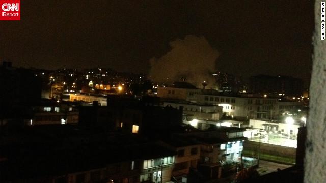 Autoridades confirman explosiones cerca de la embajada de EE.UU. en Colombia