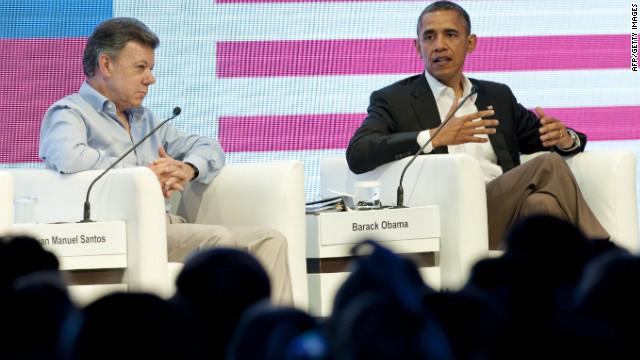 """Obama: """"La legalización de las drogas no es la respuesta"""" contra el narcotráfico"""