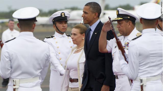 Servicio Secreto de EE.UU. regresa a casa por supuesto asunto con prostitutas