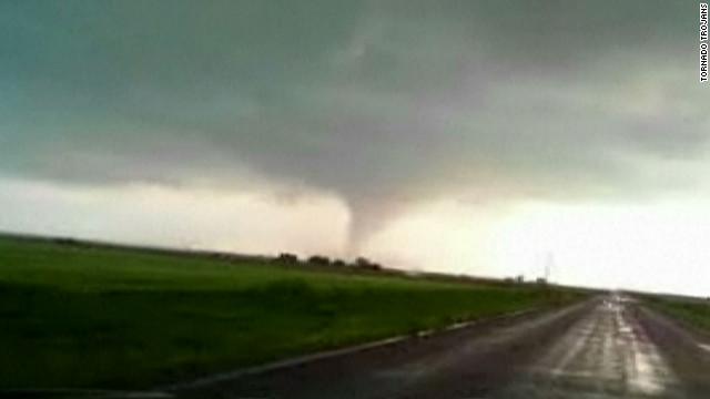 Un tornado golpea un hospital en Iowa