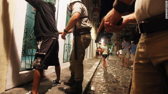 Policía brasileña arresta a tres personas por supuesto canibalismo