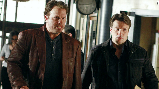 A 'Firefly' reunion on 'Castle'