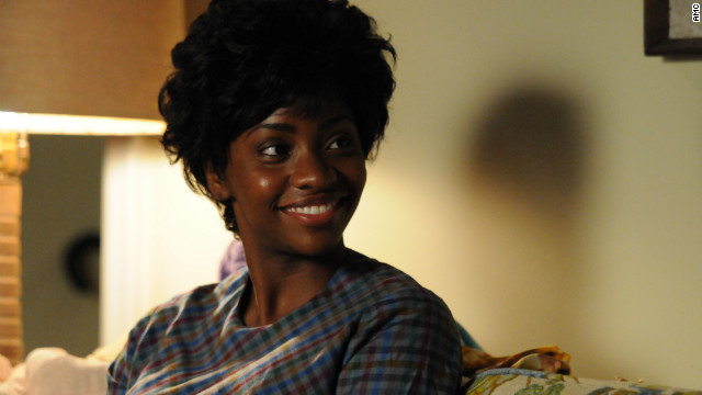 Engage: Symbolism behind first black 'Mad Men' character
