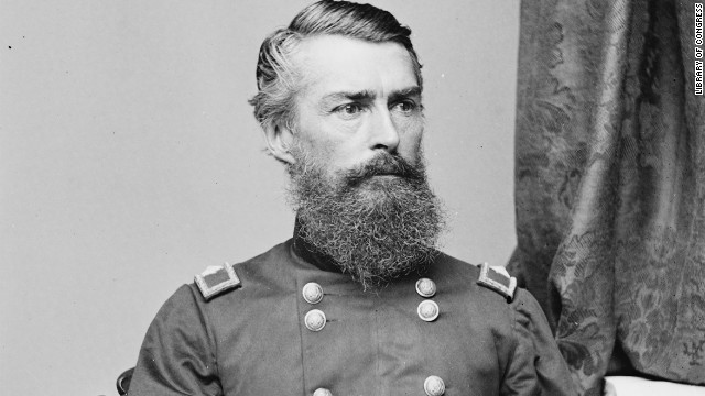 Union Army Gen. Herman Haupt's railroad engineering innovations helped to seal the victory at Gettsyburg during the Civil War.
