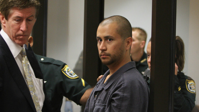 George Zimmerman, here with attorney Mark O' Mara last week, will return to court Friday for a bail hearing.