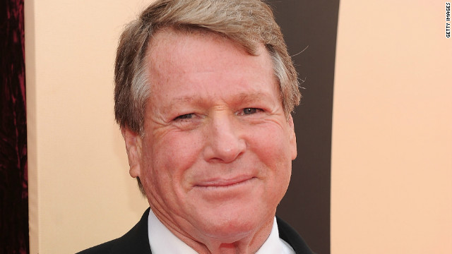 Ryan O'Neal battling prostate cancer