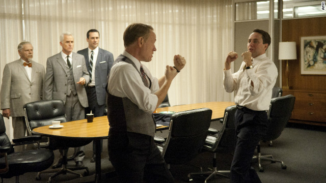 'Mad Men' delivers a knockout punch