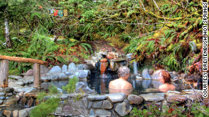 Breitenbush Hot Springs is a worker-owned cooperative promoting personal renewal.