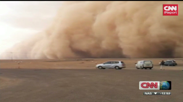 Gotta Watch: Extreme sand and dust storms