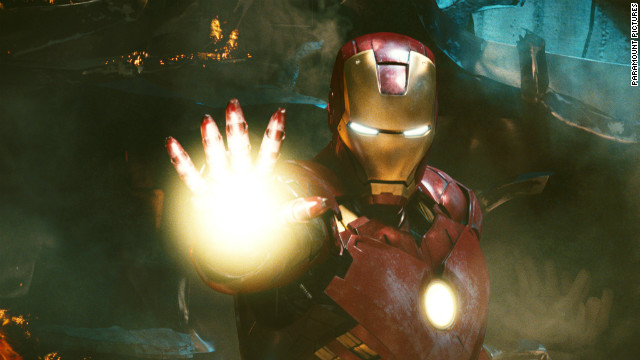 'Iron Man 3' will be co-produced in China