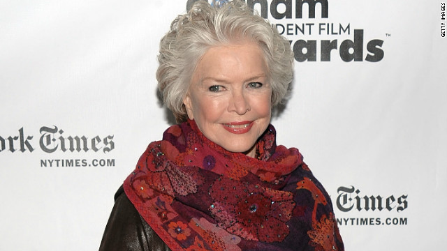 Ellen Burstyn joins Sigourney Weaver series