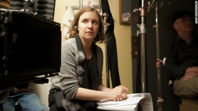 Lena Dunham: I don't look like people on TV