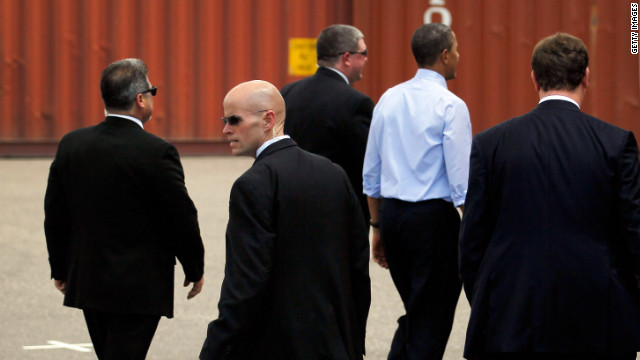 Secret Service pushing out 3 members amid Colombia scandal - CNN.