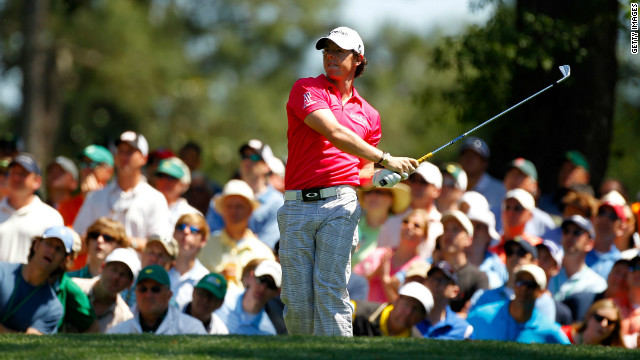 Rory McIlroy replaced Donald as No. 1 despite a disappointing showing at the Masters in his last tournament. He spent this week with his girlfriend Caroline Wozniacki in Copenhagen.
