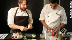 Indian master chef gets fresh with Nordic cuisine