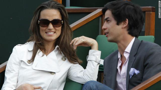 Una fotografía de Pippa Middleton causa escándalo en la familia real