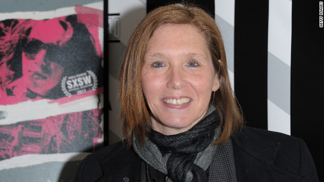 Patty Schemel is shown here attending the 2011 New Directors/New Films screening of 