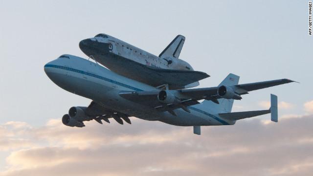 El Discovery aterrizó en su último viaje... rumbo al museo