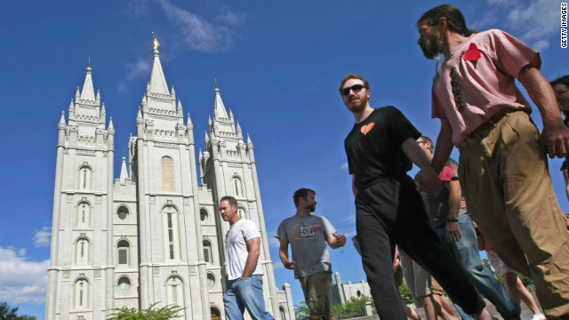 Gay rights activists see Mormon attitudes softening toward their community