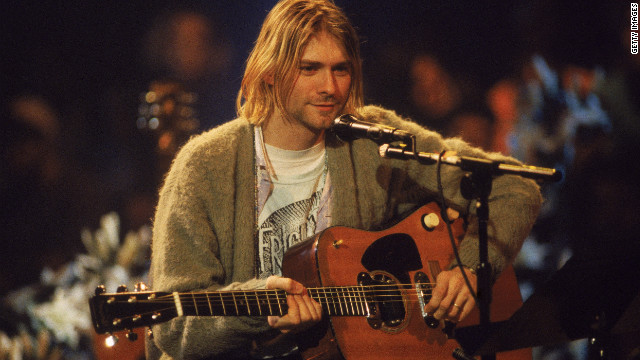 Nirvana lead singer and guitarist Kurt Cobain's hologram would probably smell a little something like Teen Spirit. Cobain died in 1994. Like Morrison and Joplin, he was 27.