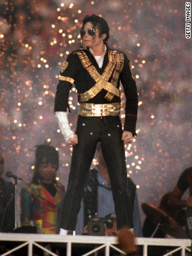 Michael Jackson was preparing to perform in London when he died in June 2009 at age 50.