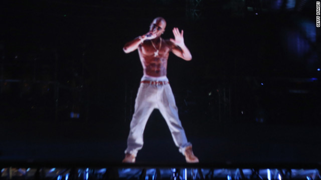 Tupac's hologram might go on tour