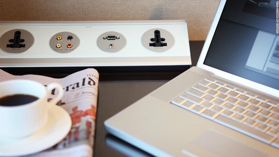 """Hoteles de alta tecnología para huéspedes """"geek"""""""