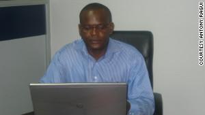Antony Ragui is the founder of ipaidabribe.or.ke.
