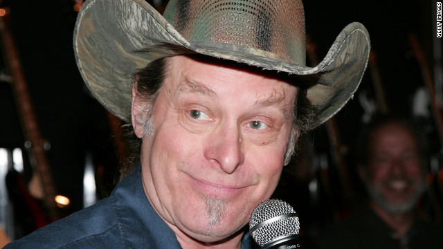 Ted Nugent agrees to plea deal over illegal killing of black bear ...