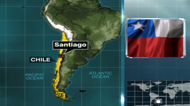 Al menos 2 muertos durante sismo de magnitud 6,7 en Chile