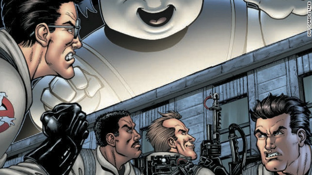 Don't be afraid of 'Ghostbusters' No. 8
