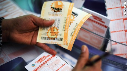 Two people win Mega Millions jackpot