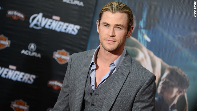 Will Chris Hemsworth beat his brother at the box office with 'Avengers'?
