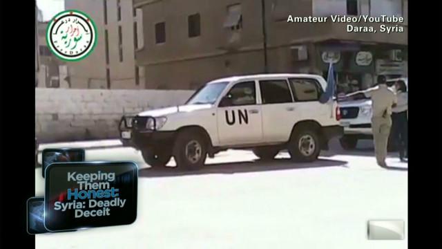 La ONU dice que Siria no ha cumplido plenamente con el plan de paz