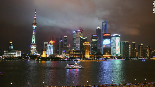 China's economic power, demonstrated by a Shanghai skyline, is a key factor changing the role of Asia, says Patrick Cronin.