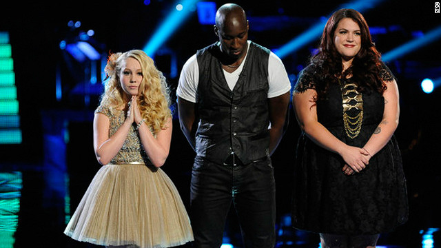 Four more say goodbye on 'The Voice' this week