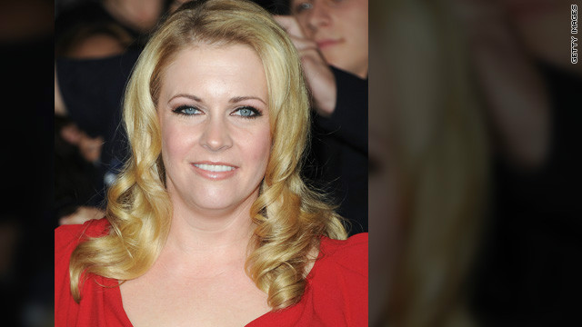 Melissa Joan Hart: I'm voting for Romney