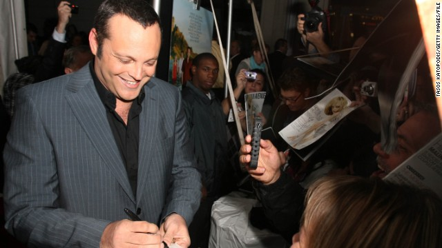 Actor Vince Vaughn has already been cast to star in the American adaptation of the French-Canadian comedy