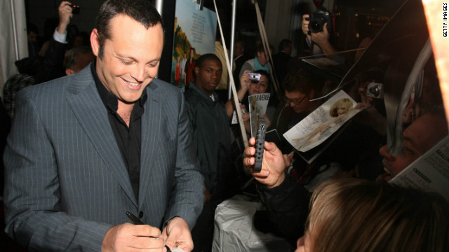 Vince Vaughn to star in 'Rockford Files' movie?