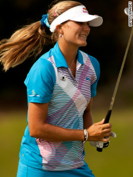 Lexi Thompson is the youngest player to win on the women's LPGA Tour. The American was 16 when she triumphed at the LPGA Classic in Prattville, Alabama in September 2011.