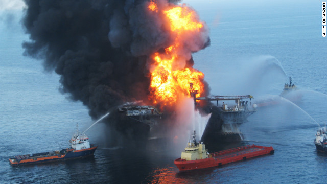Judge accepts BP guilty plea in Gulf oil disaster