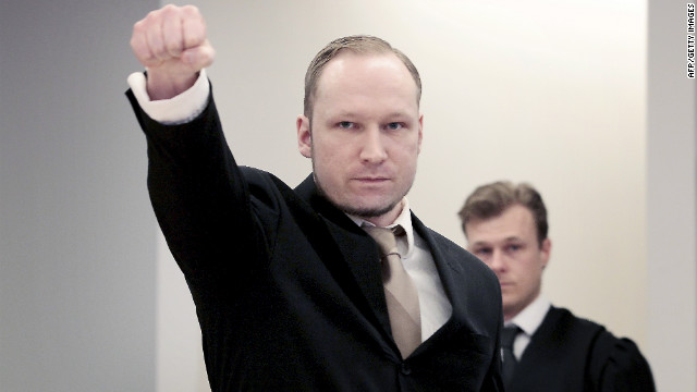 ¿Internet engendra asesinos como el noruego Anders Breivik?