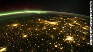 Tracing man's impact on earth